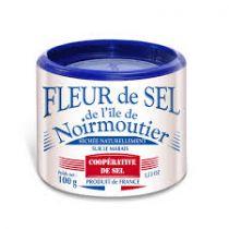 Fleur De Sel 100G Zout Van Noirmoutier Aquasel