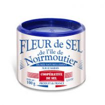 Flower Of Salt 100G Sel De Noirmoutier Aquasel