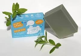 Soap Organic L'Acidulé Fun Ethic