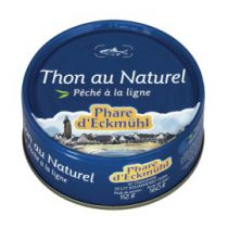 Tuna Albacore Natural 112G Phare D'Eckmà¼Hl
