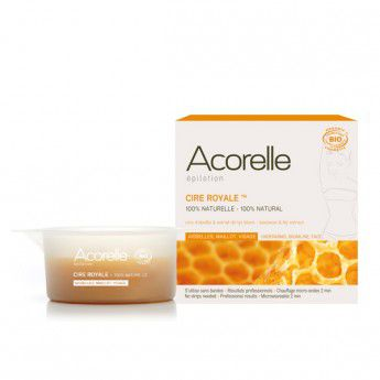 Organic Cire Royale Beeswax 100G Acorelle