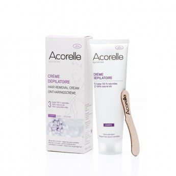 Hair Removal Cream Body Bio 150Ml Acorelle