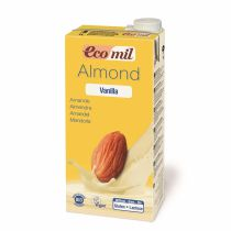 Amandelmelk Bio Vanille 1L Ecomil