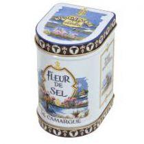 Flower Salt From Camargue 125G Provence D'Antan