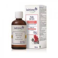 Ricinusolie Bio 100Ml Ladrôme