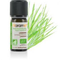 Lemongrass Etherische Olie Bio 10Ml Florame