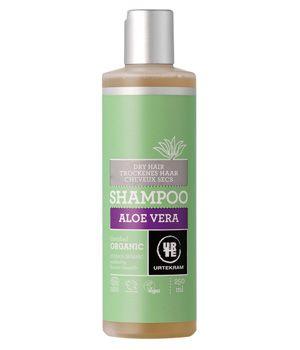 Shampoo Dry Hair Aloe Vera 250Ml Urtekram
