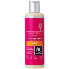 Hair Conditioner Rose 250Ml Urtekram