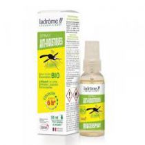 Anti-Mosquito Spray Organic 50Ml LadrôMe