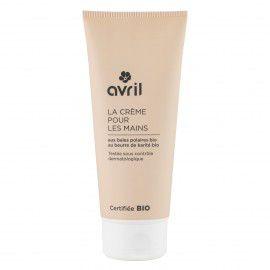 Hand Cream Organic 100Ml Avril