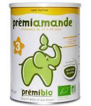 PréMiamande Almond Baby Growth Milk 12-36 Months 900G Premibio