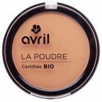 Bronzer Caramel Doré Organic Powder Avril