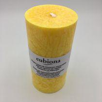 Candle Yellow 75X150Mm Eubiona