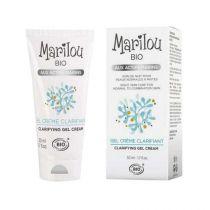 Gel Cream Clarifying Night Organic 50Ml Marilou Bio