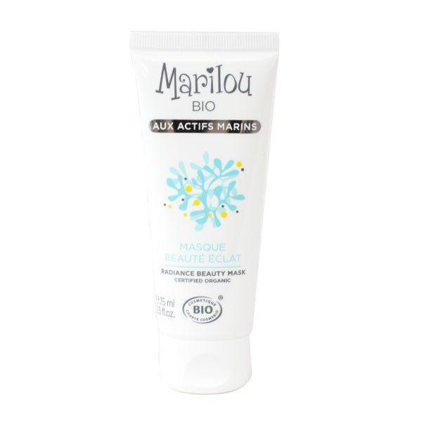 Facial Mask Shine Beauty 75Ml Organic Marilou Bio