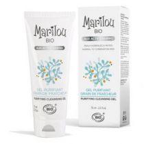Purifying Gel Grain De FraiCheur Organic 75Ml Marilou Bio