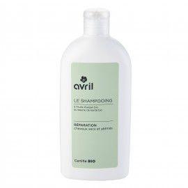 Herstellende Shampoo Argan Olie Bio 300Ml Avril