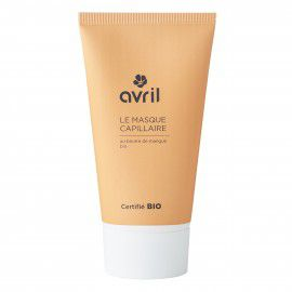 Hair Mask Mango Butter Organic 150Ml Avril
