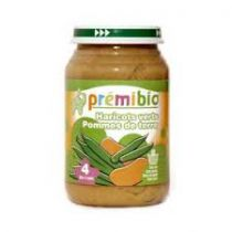 Baby Jar Green Beans And Potatoes 200G Premibio EXPIRE 24/06/19