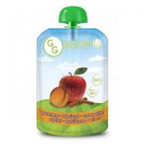 Baby Pouch Apple Apricot Cinnamon 140G Goodness Gracious