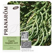 Pranarôm Cipres Altijd Groen Essentiële Olie Bio 5Ml VERVALT 31/07/19