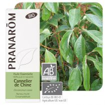 Cinnamon Organic Essential Oil Pranarom 10Ml