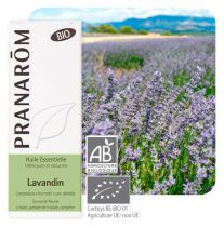 Lavandin Super Bio Essentiele Olie Pranarom 10Ml