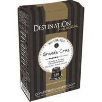Capsules Bioespresso Grands crus Coffee N°6 10 pieces
