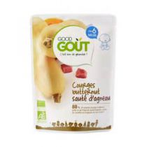 Butternut lamb 190g from 6 months Good Gout