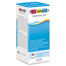 Vitamin D3 20ml Pediakid