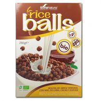 Rice Balls zonder gluten 250g Soria Natural