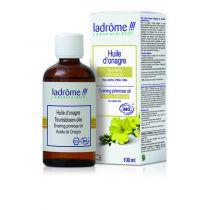Evening Primerose vegetable oil organic 100ml Ladrôme