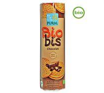 Biobis chocolade koekjes 300g Pural