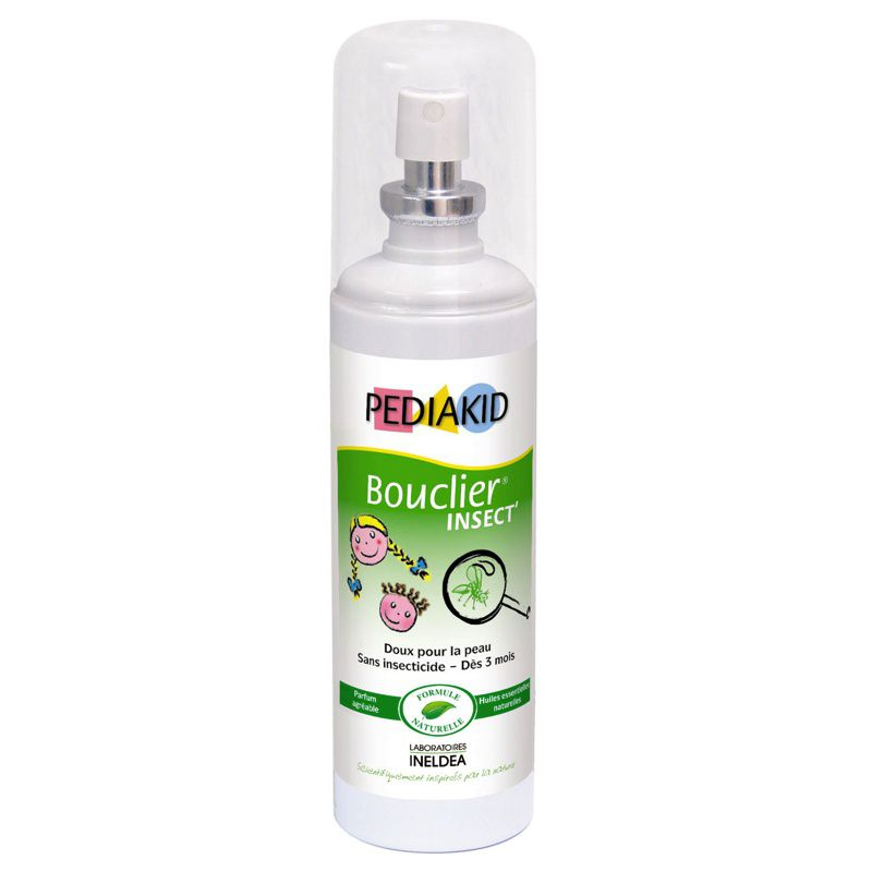 Repellent insects spray from 3 months 100ml Pediakid