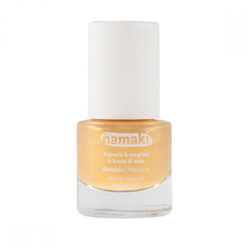 Nail Polish water-based Gold Namaki