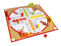 2 board games Circus Scratch
