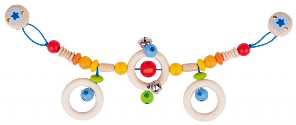 Pram Chain Rainbow Heimess
