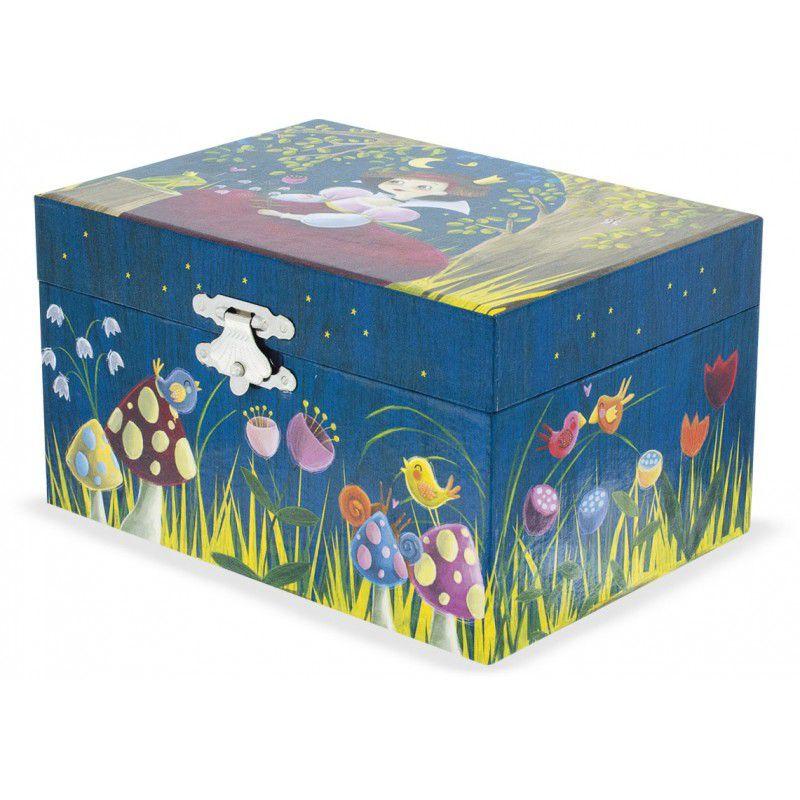 Musical Jewel Box Frog Ulysse
