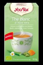 Yogi White Tea met aloe vera bio 17 theezakjes