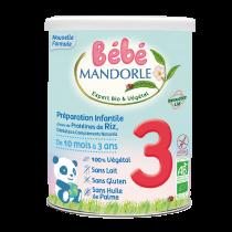 Baby-voorbereiding - 3de leeftijd - Van 10 maanden tot 3 jaar oud Baby Mandorle