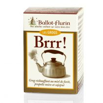 Brr Grog Honey propolis cajeput Ballot Flurin