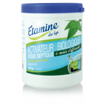 Sceptic tank treatment 500g Etamine du Lys