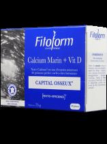 Sea Calcium + Vit D 60 tabs Fitoform