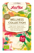 Wellness collection Yogi Tea 18 tea bags