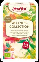 Wellness collection Yogi Tea 18 tea bags