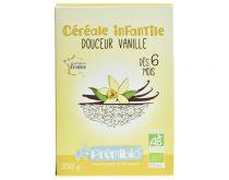 Vanilla baby cereals 250g Premibio
