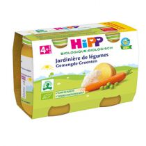 Vegetables mix 4M 2x190g Hipp
