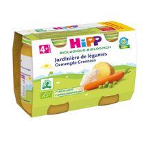 Vegetables mix 4M 2x190g Hipp