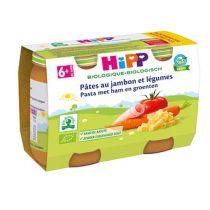 Pasta Ham Vegetables 6M 2x190g Hipp