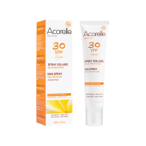 Sun Spray SPF30 Organic 100ml Acorelle